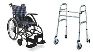 介護保険対応福祉用具レンタルイメージ